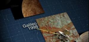 Jupiter Galileo And Europa