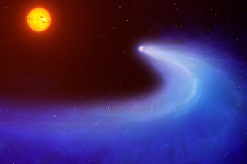 First Confirmed Comet-like Planet