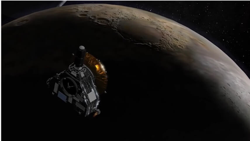 New Horizons - Pluto and Beyond