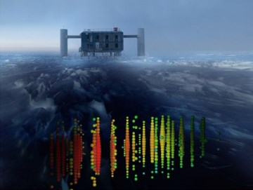 IceCube Obsevvatory finds Neutrinos