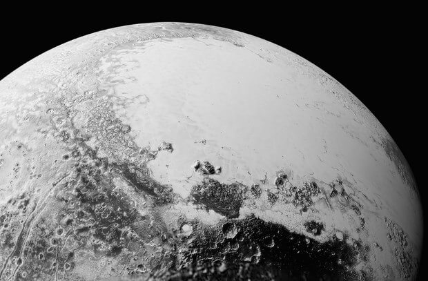 New Pluto Photos
