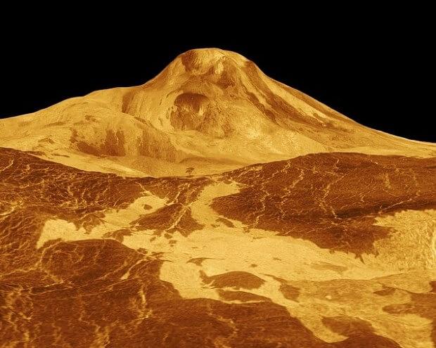 Planetary Volcanic Activity