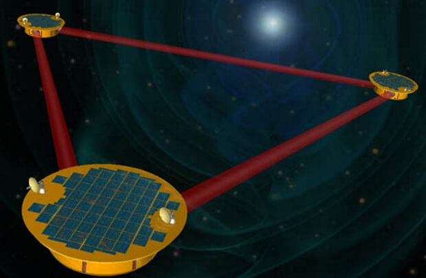 Lisa Gravitational Wave Detector