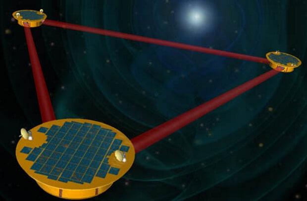 Lisa Gravitational Wave Detector