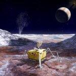 NASA - JPL Europa Lander Concept