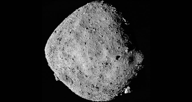 Ancient Asteroid
